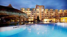 Hotel Európa Fit szállás Hévíz